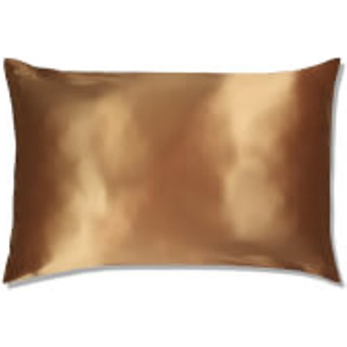 Gold Silk Pillowcases - Discover our collection of gold silk pillowcases to suit any budget.