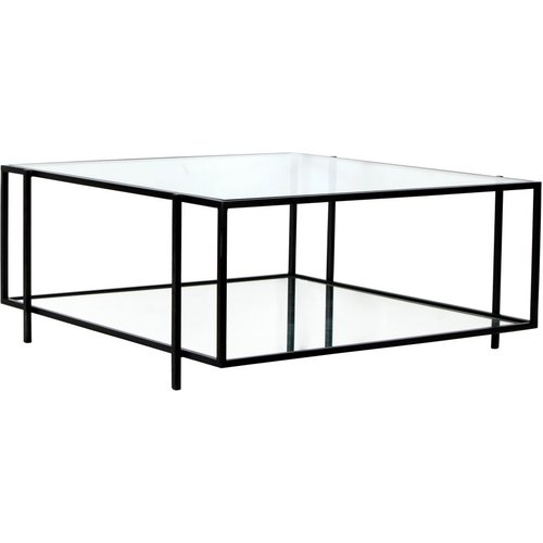 Black Metal Metal Coffee Tables - Pass an eye over our collection of black metal metal coffee tables to suit any budget.