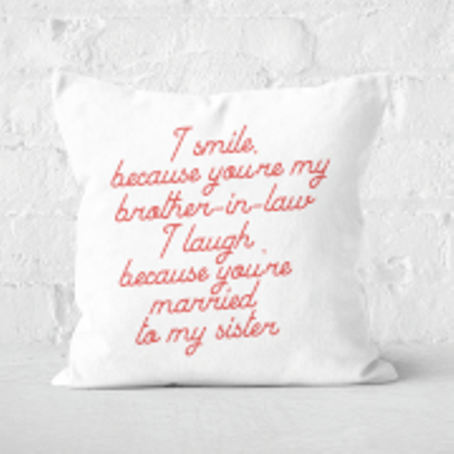 Brother Cushions - Catch a glimpse of the latest arrived brother cushions in this roundup of the latest cushions & accessories for sale on Staall