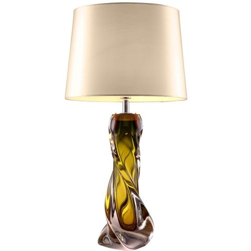Olive Green Glass Table Lamps - Explore the up to date olive green glass table lamps in this roundup of the latest indoor lighting for sale on Staall