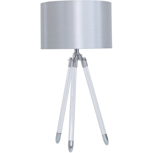 Clear Table Lamps - Get a glimpse of the current clear table lamps in this roundup of the latest indoor lighting for sale on Staall