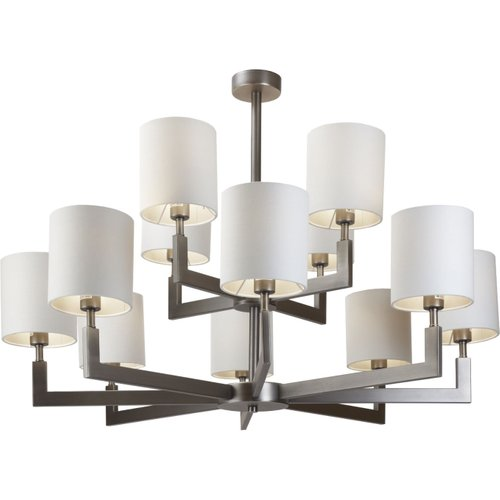 Gunmetal Chandeliers - Uncover the up to date gunmetal chandeliers in this roundup of the latest indoor lighting for sale on Staall