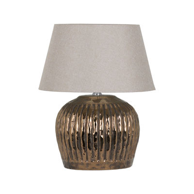 Barley Interiors Bronze Table Lamps - Look up the latest arrived Barley Interiors table lamps Bronze in this roundup of the latest indoor lighting for sale on Staall