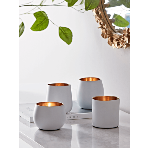 Cox And Cox White Candle Holders - Shopping for Cox and Cox candle holders White? Don't miss our latest candles & home fragrance deals.
