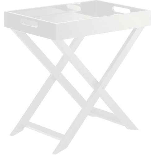 White White Folding Side Tables - Browse our collection of white white folding side tables to suit any budget.