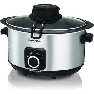 Slow Cookers - Cook delicious one-pot meals whilst you're at work or sleeping.  We've handpicked the best slow cookers at the best prices just for you.