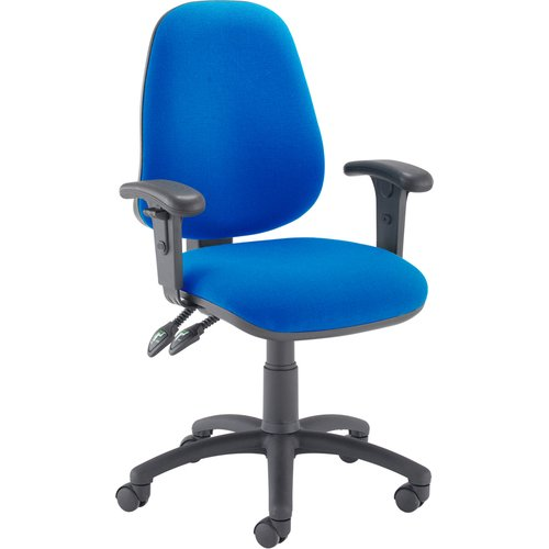 High Back Operator Chairs - These comfortable High Back Operator Chairs are ideal for an office environment. Find the best priced and best featured operator chairs with high backs.