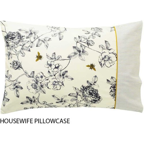 Housewife Pillowcases - These superior quality fabric are wonderfully soft and smooth to the touch and will add an extra layer of comfort to your bed. Find the top housewife pillowcases at the best prices.
