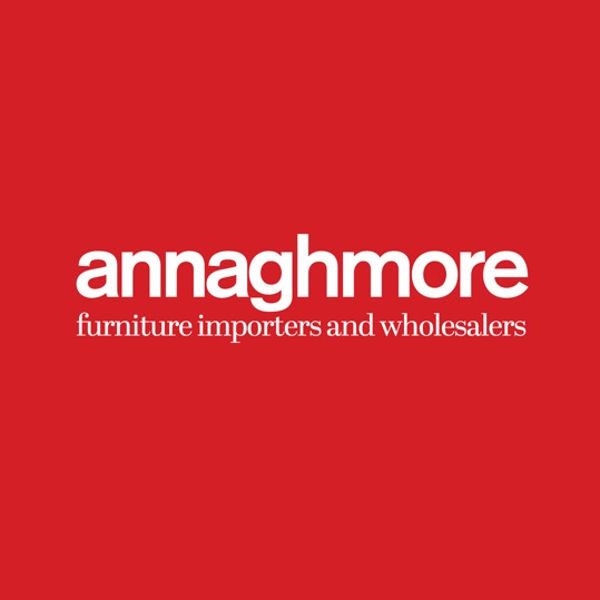 Image Label: Logo | Seller Name: Annaghmore | Location: United Kingdom | County Armagh | Portadown | Summary: Established in 1977 and approaching our 40th Anniversary, Annaghmore is Irelands leading furniture importer and wholesaler.