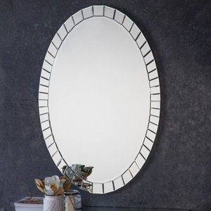 Discover Oval Mirrors ideas