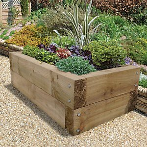 Discover Raised Beds & Support Structures ideas
