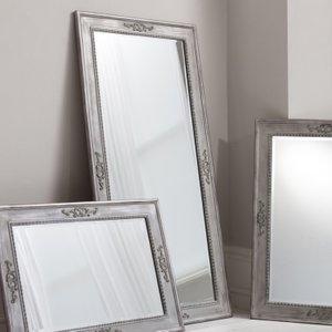 Discover Grey Rectangular Mirrors ideas