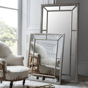 Discover Pewter Rectangular Mirrors ideas