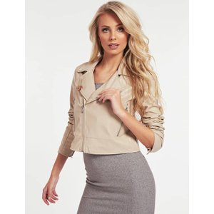 Discover Faux Leather Jackets ideas