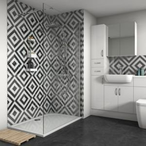 Discover Gloss Shower Panels ideas
