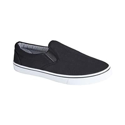 Discover Men's Slip On Shoes ideas