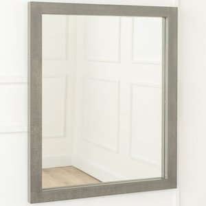 Discover Faux Concrete Rectangular Mirrors ideas