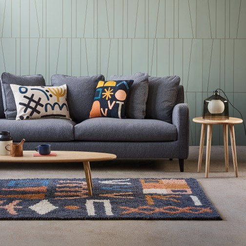 Habitat Cushions For Your Home - Discover Habitat Cushions that are a luxurious statement piece that will pop against pared back interiors.