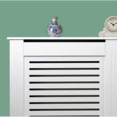 7 Bestselling Radiator Covers at Wickes on Staall in November 2019 - Find radiator covers at Wickes that come fully finished in white an ideal choice for safety and style. Multiple radiator cover sizes also available for small, medium and large radiators.