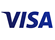 Quzo accepts Visa payments
