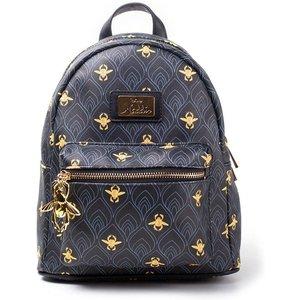 Disney - All-over Print Women's Small Backpack - Black