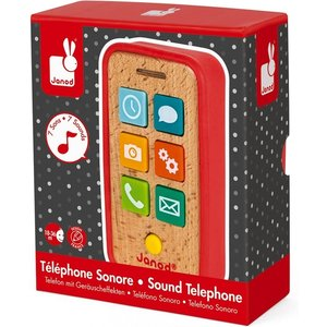 Janod Sound Telephone Game