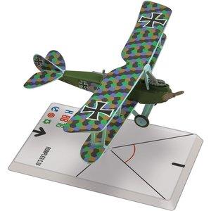 Wings Of Glory Rumpler C.iv (luftstreitkräfte 8231) Board Game Miniature