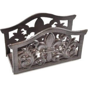 Cast in Style Cast Iron Letter Rack  J1511