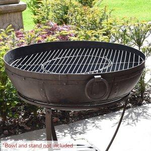 Kadai Fire Bowls Kadai Holi Grill  J5513