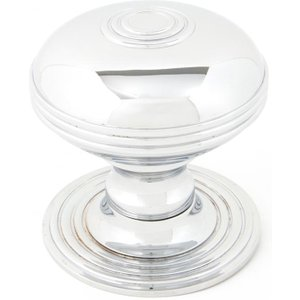 From The Anvil Prestbury Centre Door Knob - Polished Chrome  D4671