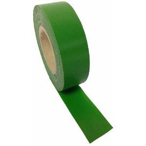 Zexum 19mm 33m Electrical Adhesive Pvc Insulation Tape Flame Retardant - Green  3317AWUK INSULATION/TAPE/33M/GREEN