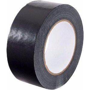 Zexum 50mm Duct Tape 50m Heavy Duty Waterproof Multi-purpose Adhesive - Black  3321AWUK DUCT/TAPE/50M/BLACK
