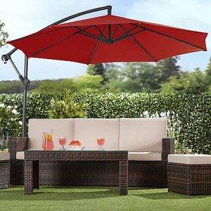 Garden Gear Cantilever Parasol G3753 Sheds & Garden Furniture