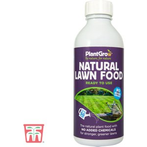 Plantgrow® Natural Lawn Food Kb0617 Garden & Leisure