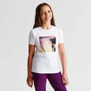 Kids' Ensemble T-shirt White Dare2b