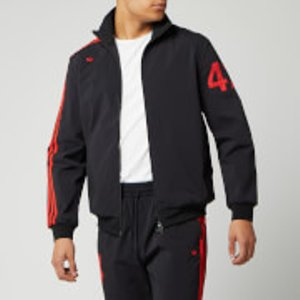 Adidas X 424 Men's Vocal Track Top - Black - S  Fs6238 Tops Mens Tops, Black