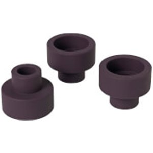 Blomus Trio Candle & Tealight Holder - Set Of 3 -winetasting   65781  Home Accessories