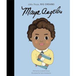 Bookspeed: Little People Big Dreams: Maya Angelou  B026945
