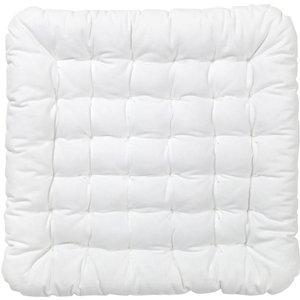 Broste Copenhagen Gerda Seating Cushion Filler White 71210150 Home Accessories, White