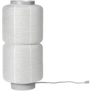 Broste Copenhagen William Table Lamp - White  14462005  Lighting, White