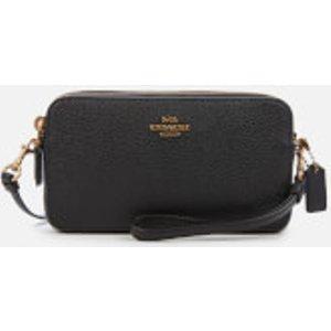 Coach Women's Kira Cross Body Bag - Black  88484b4/bk  Clothing Accessories, Black