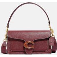 Coach Women's Resin C Closure Tabby Shoulder Bag 26 - Wine Burgundy 4607  B4/wn, Burgundy
