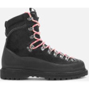 Diemme Everest Haircalf Hiking Style Boots - Black - Uk 6  Di1907ev04 Womens Footwear, Black