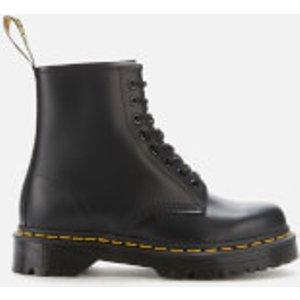 Dr. Martens 1460 Bex Smooth Leather 8-eye Boots - Black - Uk 9  25345001 Womens Footwear, Black