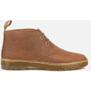 Dr. Martens Men's Cabrillo Crazyhorse Leather Desert Boots - Gaucho - Uk 8 - Tan  16593201 Mens Footwear, Tan