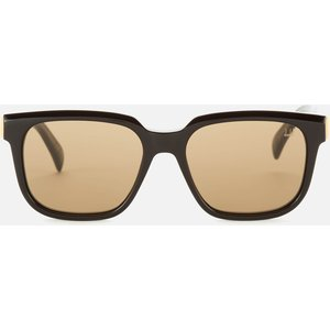 Dunhill Men's Acetate Sunglasses - Black/brown 30009667001 Mens Accessories, Black
