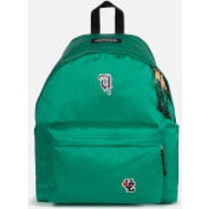 Eastpak Men's X Undercover Padded Pak'r Satin Backpack - Green Ek00062030x1001 Bags, Green