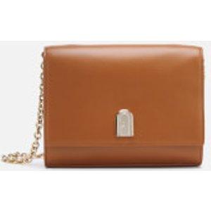 Furla Women's 1927 Mini Cross Body Bag - Cognac Tan  1049294  Clothing Accessories, Tan