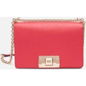 Furla Women's Mimi' Mini Cross Body Bag - Ruby Red  1031805  Clothing Accessories, Red