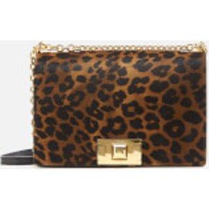 Furla Women's Mimi Small Cross Body Bag - Natural/black Multi  1033482  Clothing Accessories, Multi